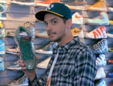 G-Eazy Goes Sneaker Shopping