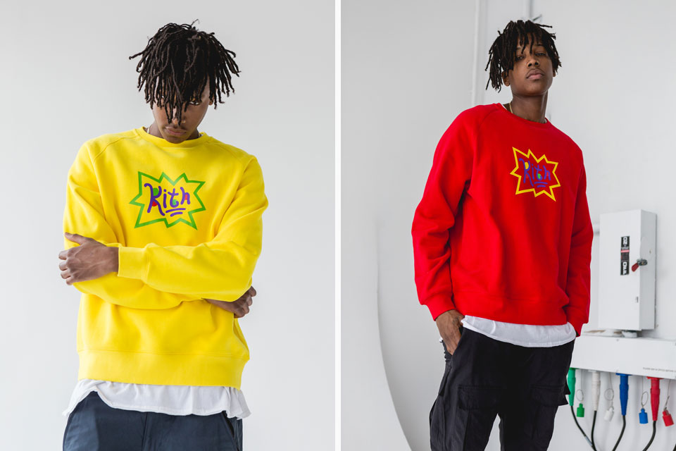 Kith x Nickelodeon Rugrats Collection