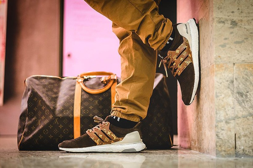 Adidas Ultra BOOST Louis Vuitton