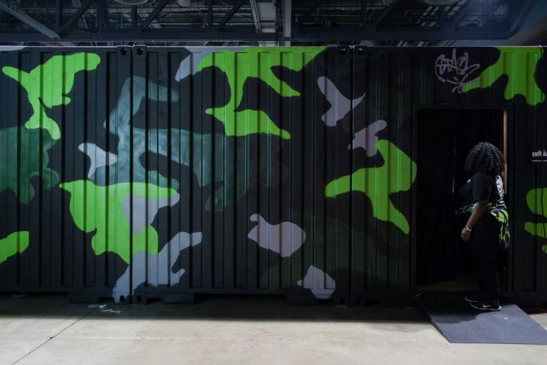 Mountain Dew Camo Collective ComplexCon