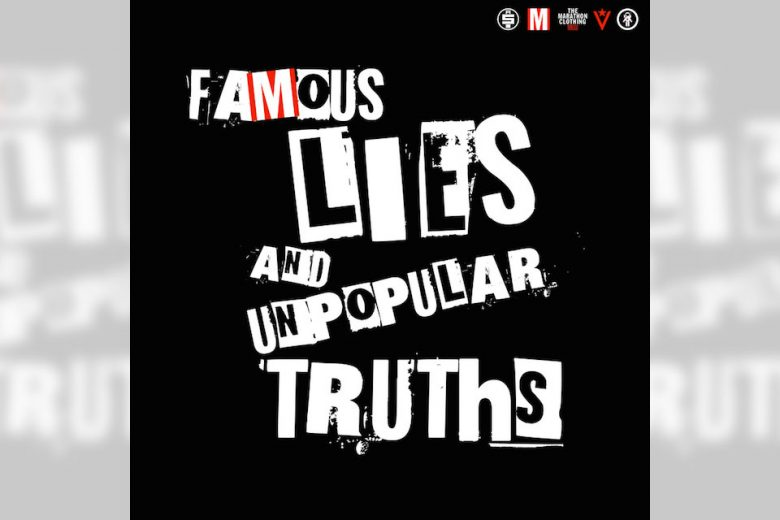Nipsey Hussle - Famous Lies & Unpopular Truths