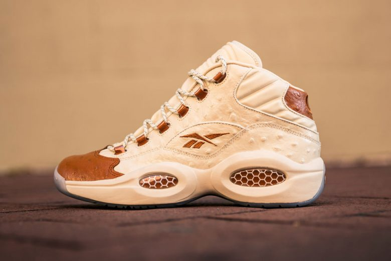 Sneakersnstuff x Reebok Question Mid Lux