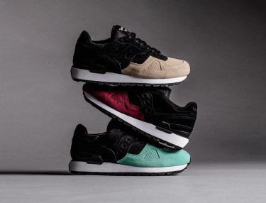 Saucony Shadow Original Suede Pack
