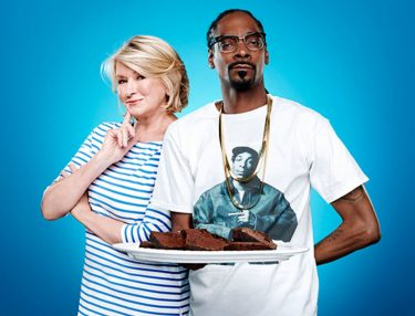 Martha & Snoop