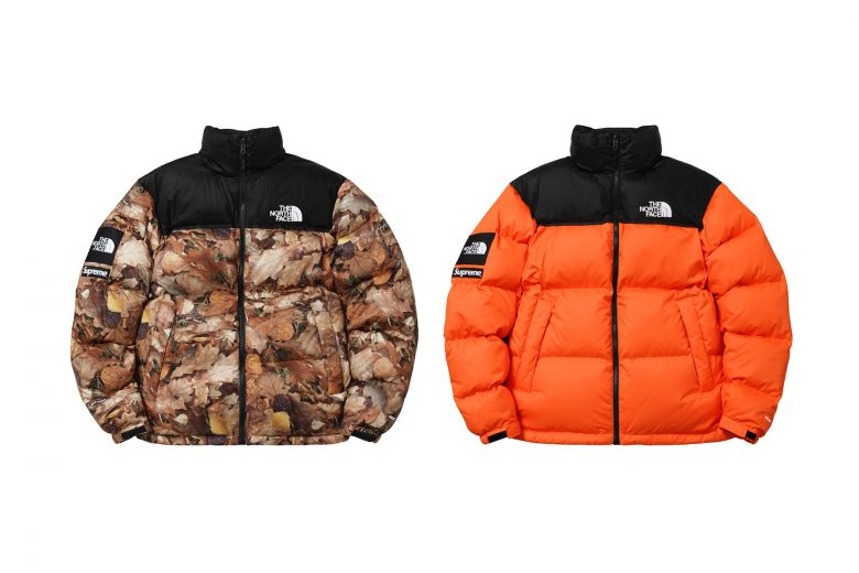 Supreme x The North Face Fall/Winter 2016 Collection