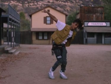 Jaden Smith - Fallen (Video)