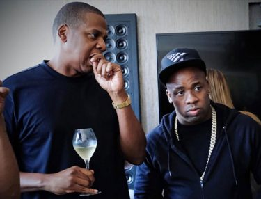 Jay Z and Yo Gotti