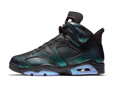 Air Jordan 6 Chameleon for NBA All-Star Game