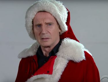 Liam Neeson as Santa Claus
