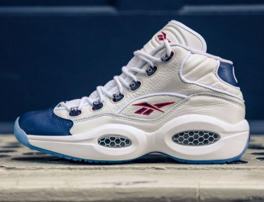 Reebok Question Mid OG Blue Toe