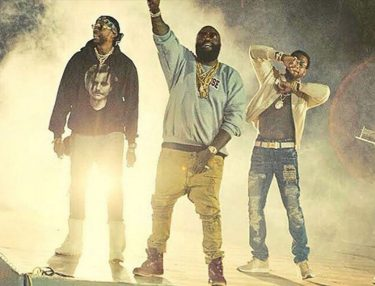 Rick Ross ft. 2 Chainz & Gucci Mane - Buy Back The Block (Video)