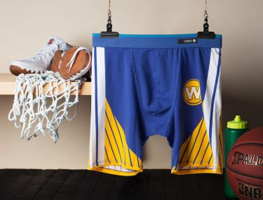 Stance x NBA Underwear Collection