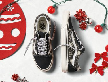Vans Van Doren-Approved Holiday Collection