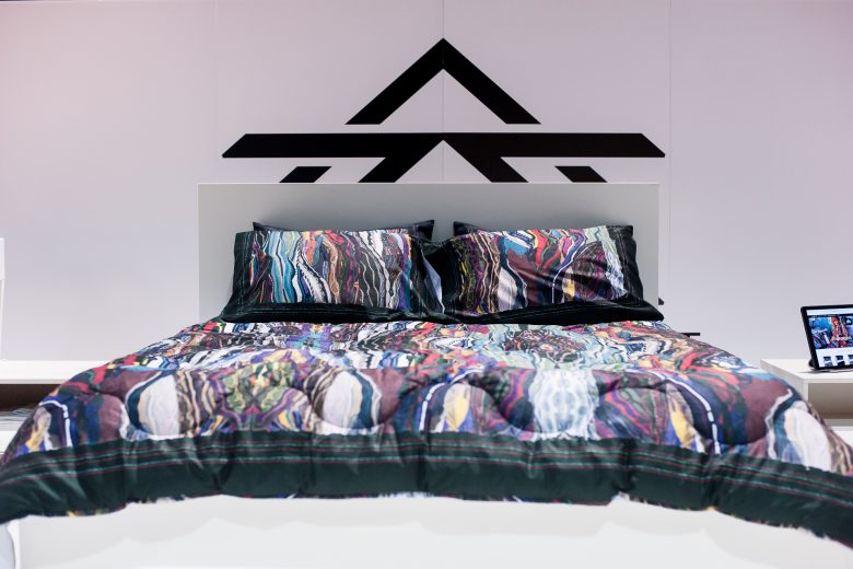 Epic Crooks u Castles x Night Shift Holiday Bedding