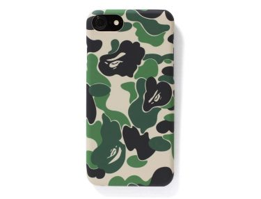 BAPE iPhone 7 Camo Cases