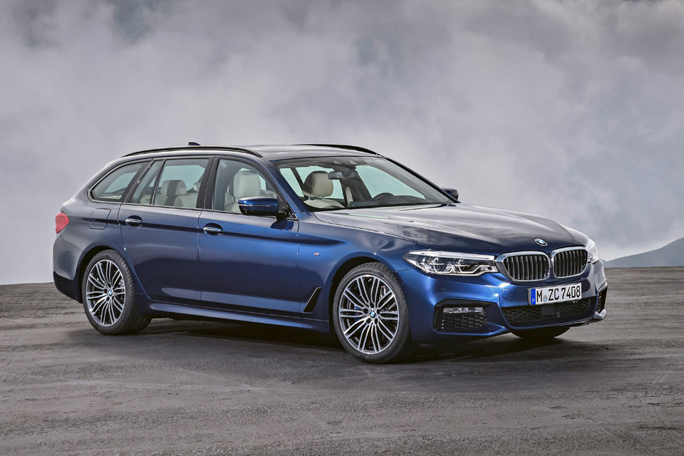 2018 BMW 5 Series Touring