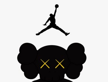 KAWS x Air Jordan 4 Collaboration Teaser