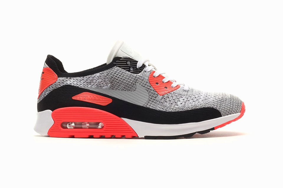 Nike Air Max 90 Flyknit Infrared