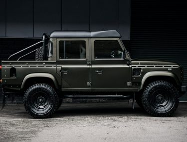 Land Rover Defender by Project Khan