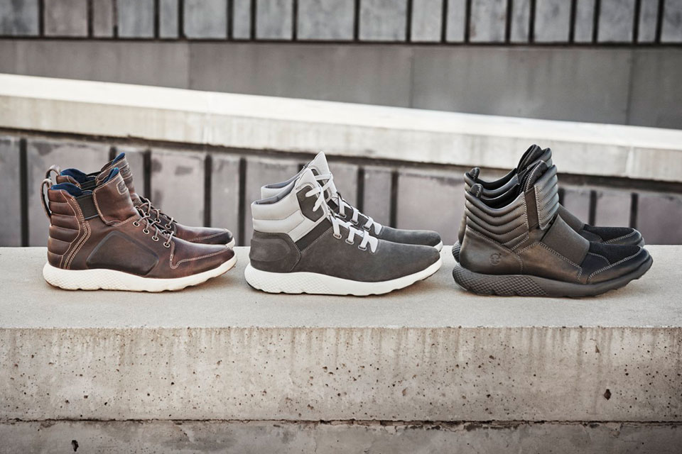 Timberland Introduces the Craftletic With Betabrand