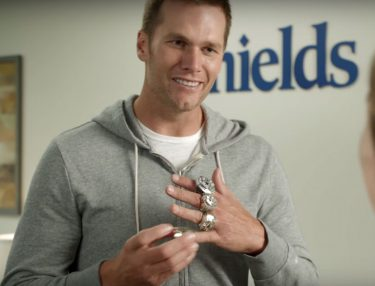 Tom Brady disses NFL Commish in New Commercial