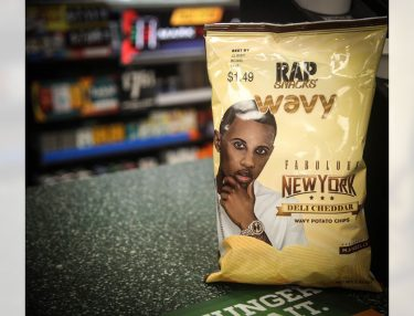 Fabolous x Rap Snacks Potato Chips