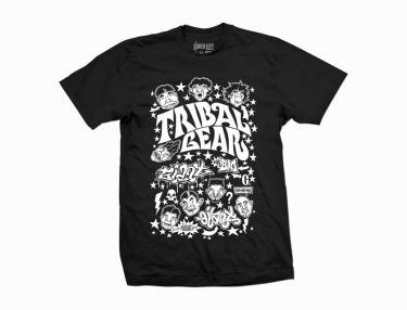 Mike Giant x Tribal Streetwear T-Shirt