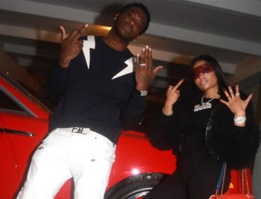Gucci Mane and Nicki Minaja