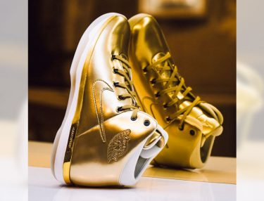 All-Gold Air Jordan 31