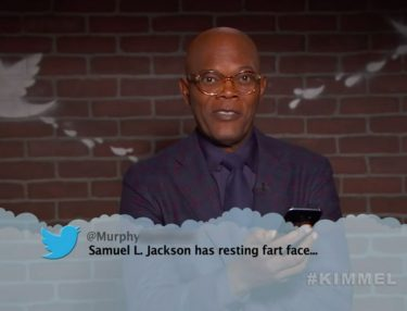 Mean Tweets Oscars Edition