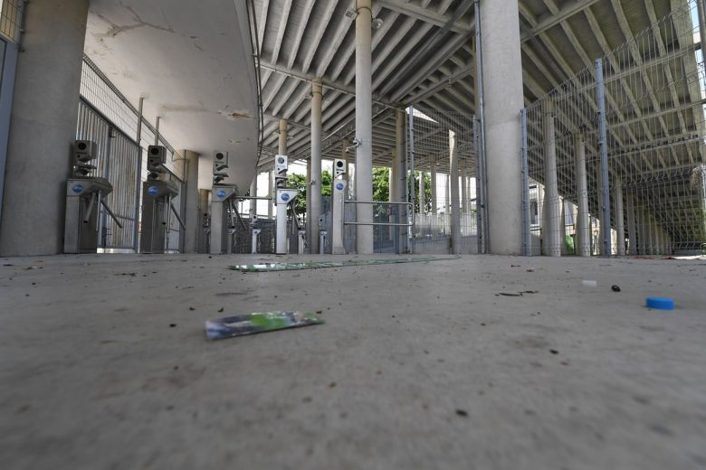 Rio Games Olympic Venues Abandoned