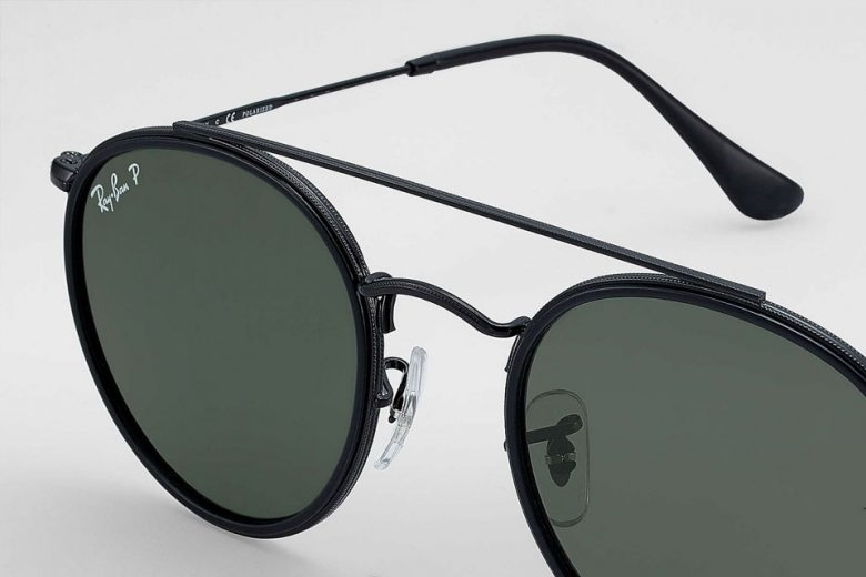 ray ban introduces new sunglasses round double bridge. Black Bedroom Furniture Sets. Home Design Ideas