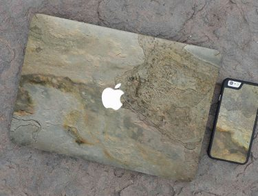Cover-Up Stone Cases for Apple