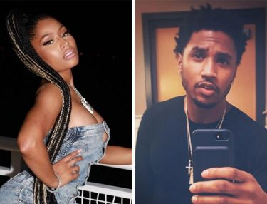Nicki Minaj and Trey Songz