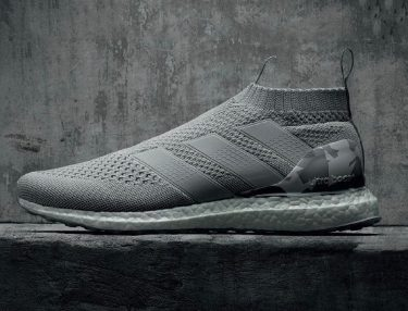 Adidas ACE 16+ Purecontrol Ultra BOOST Grey Camo