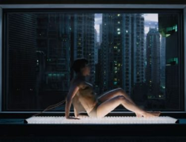 Inside Major's Apartment From Ghost in the Shell