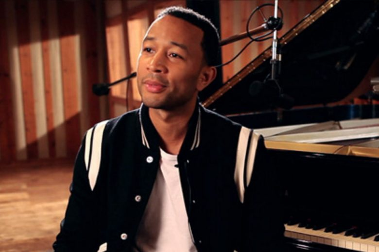 John Legend Just Had a Very Dramatic Airport Experience