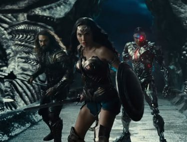 Justice League first trailer