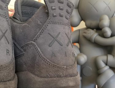 KAWS x Air Jordan 4 Collabo