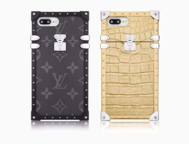 Louis Vuitton Eye-Trunk iPhone 7 Cases