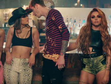 Little Mix ft. Machine Gun Kelly - No More Sad Songs (Video)