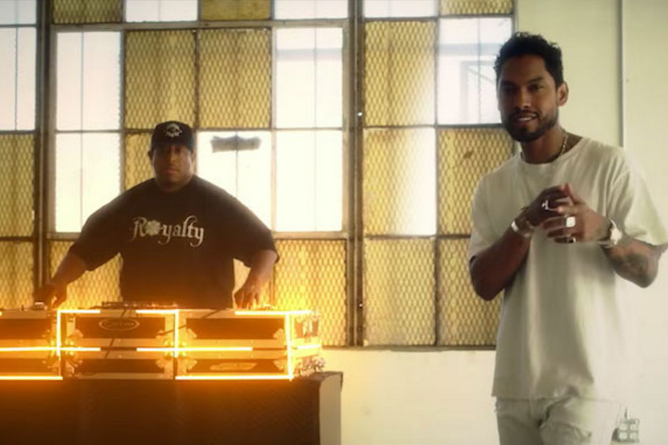 DJ Premier & Miguel - 2 Lovin U (Video)