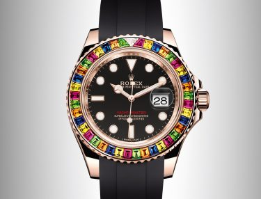 Rolex Multicolored Bezel Yacht-Master 40