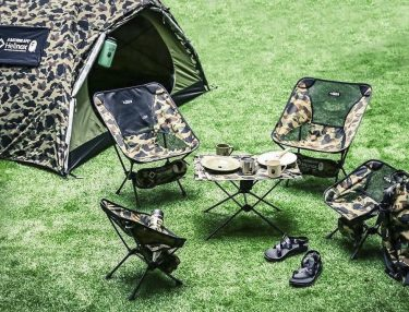BAPE 2017 Outdoor Collection
