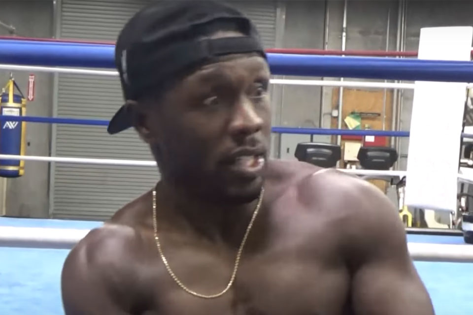 Andre Berto Describes What It's Like to Fight Floyd Mayweather