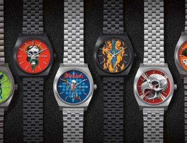 Nixon x Powell-Peralta Bones Brigade Watches