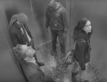 Netflix x Marvel's The Defenders