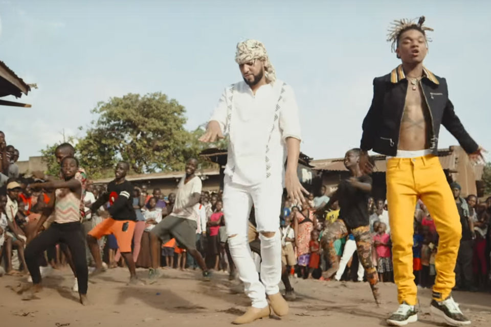 French Montana Unforgettable Video
