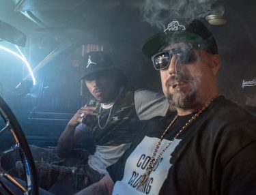 Layzie Bone Visits B-Real's Smokebox