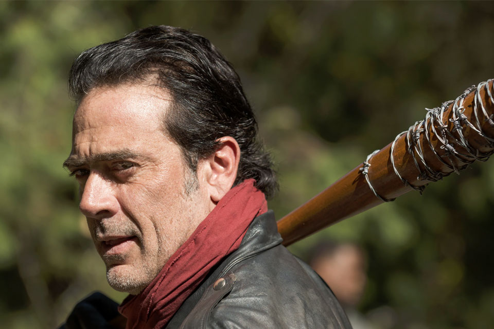 Negan of The Walking Dead